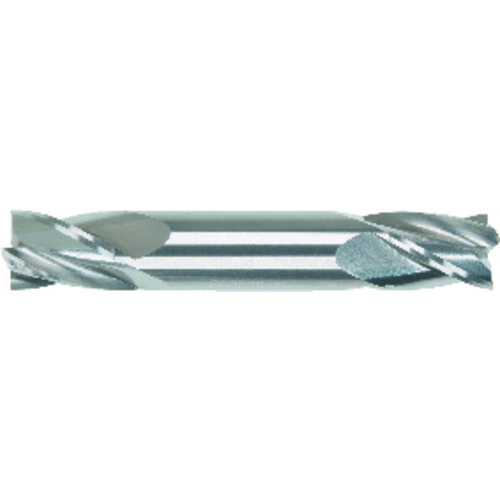 Carbide Corner Radius End Mill 1//4 in Dia Morse Cutting Tools 95384 1//4 in Shank 3//4 in Length of Cut 2 Flute 30/° Helix