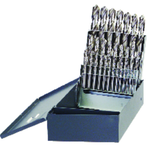 High-Speed Steel 1//4-20 Size H5 Pitch Diameter Limit Bright Finish Morse Cutting Tools 38612 Combined Tap and Drill