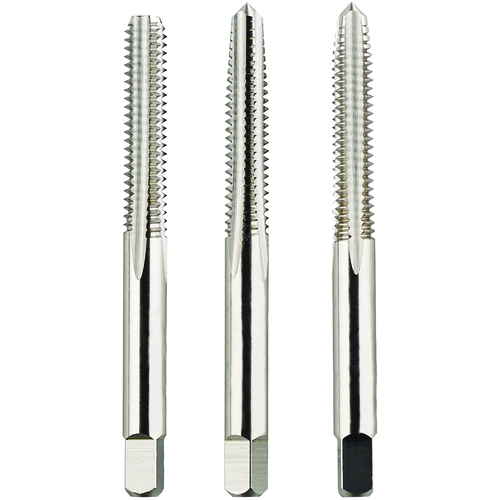 Seco MTP-M2.3X0.40ISO6H-TB-M003 42629 HSS Machine M2.3 x 0.4 mm HSS-E for Stainless Material 2 Flute Right Hand Cut Non Coolant 12 mm TiCN Coating Helix Point Tap for Thru Holes Plug